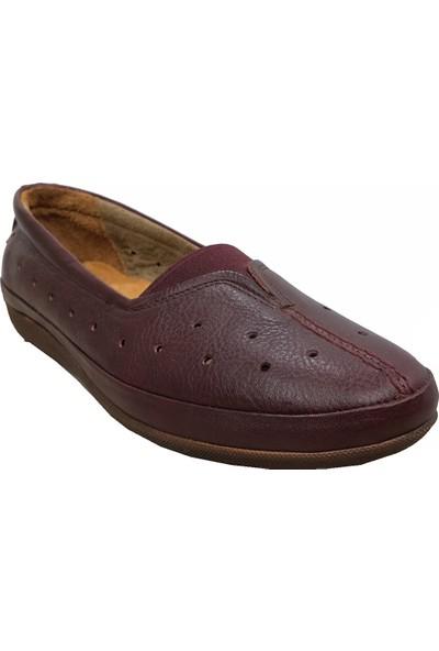 Scavia 103 Deri Kadın Ayakkabı Maxsens Ayakkabımol