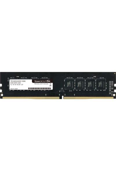 Team Elite 8GB 2400MHz DDR4 RAM TED48G2400C1601