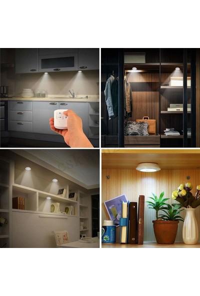 Powerlux Çok Fonksiyonlu LED Işık Set Uzaktan Kumandalı