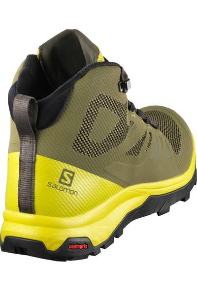 Salomon Outline Mid Gtx Ayakkabı