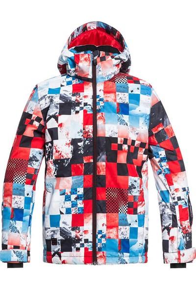 Quiksilver Mıss Pr Yth Jk B Snjt Rpz1 Snowboard Ceketi