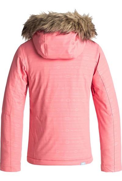 Roxy Jet Skı Girl Em G Snjt Mhg2 Snowboard Ceketi