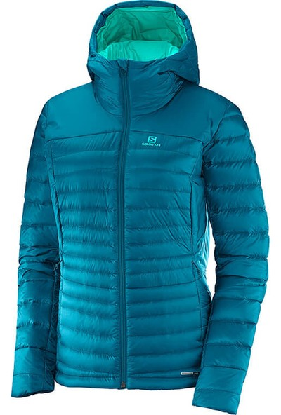 Salomon Haloes Down Hoodie W Outdoor Ceketi