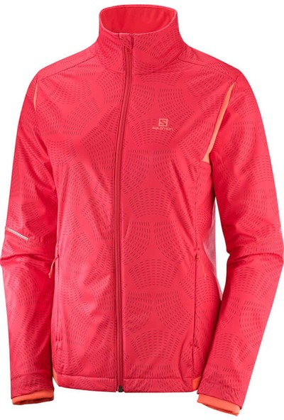 Salomon Agıle Warm Jkt W Outdoor Ceketi