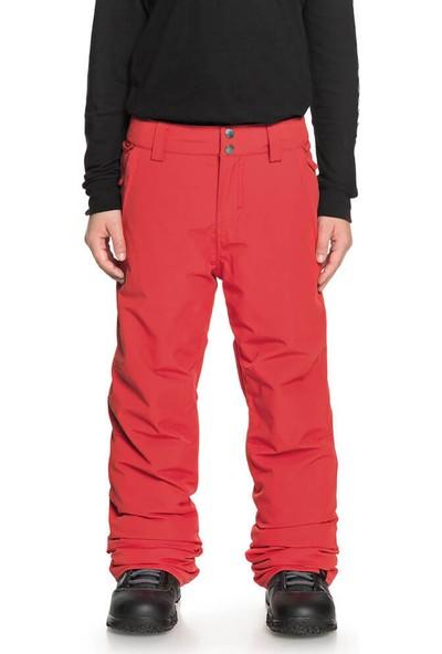 Quiksilver Estate Yth Pt B Snpt Rpz0 Snowboard Pantolonu