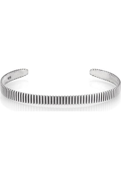 Frnch Acrux Silver Classic Bracelet