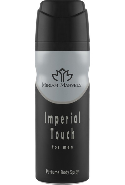 Miriam Marvels Imperial Touch 200 ml Erkek Deodorant