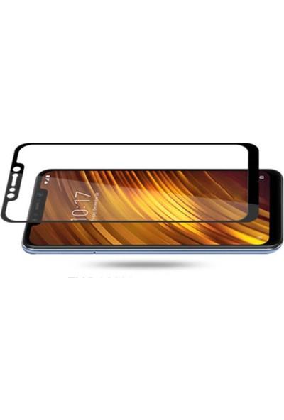 Enes GSMXiaomi Pocophone F1 9DTemperli Kırılmaz Cam Ekran Koruyucu