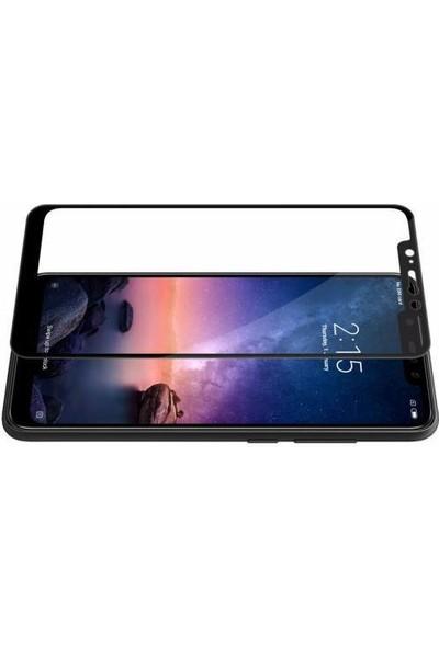 Enes GSMXiaomi Redmi Note 6 Pro 9D Temperli Kırılmaz Cam Ekran Koruyucu