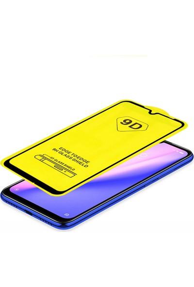 Enes GSMXiaomi Redmi Note 7 9D Temperli Kırılmaz Cam Ekran Koruyucu