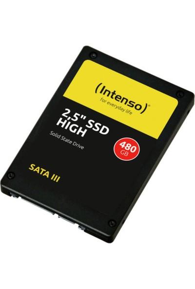 """Intenso INT3813450 480GB 520MB-500MB/S 2.5"""" Sata 3 SSD"""