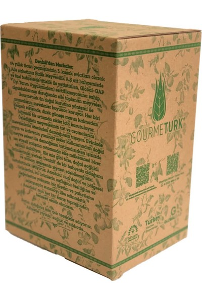 Gourmeturk Ispanak Tohumu | 50 G