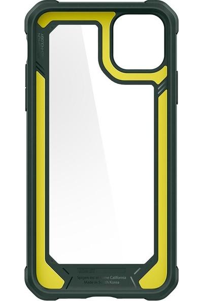 Spigen Apple iPhone 11 Pro Kılıf Gauntlet Hunter Green - 077CS27517