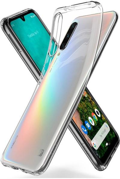 Spigen Xiaomi Mi A3 Kılıf Liquid Crystal Clear 4 Tarafı Tam Koruma - S51CS26398