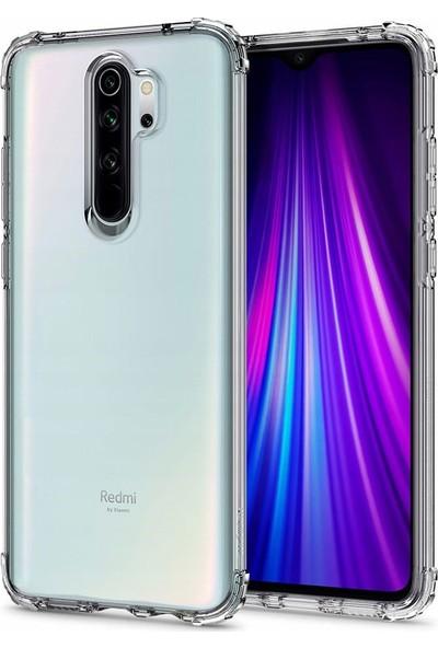 Spigen Xiaomi Redmi Note 8 Pro Kılıf Crystal Shell Crystal Clear - ACS00438