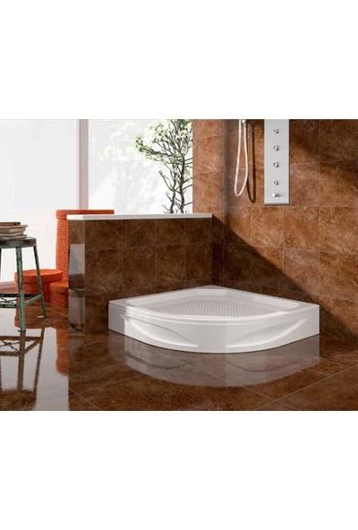 Mona Stone Oval Duş Teknesi