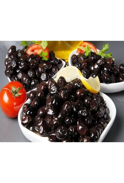 Ebruli Siyah Sele Zeytin 2 kg