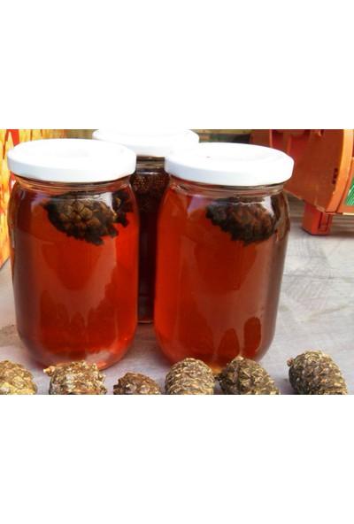 Ebruli Çam Kozalağı Reçeli 1000 gr
