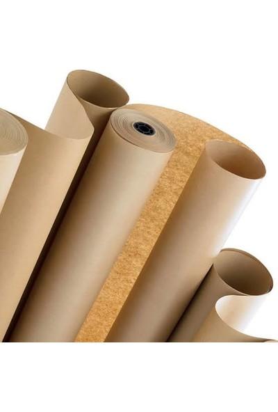 Kraft Kalın Ambalaj Kağıdı Profesyonel 80 cm x 2 m 15 Adet