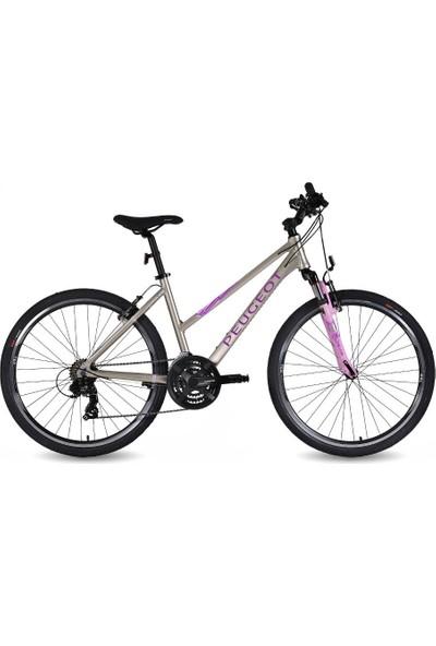 Peugeot T 12 26 Bayan Şehir Tur Bisikleti V 26 Jant 21 Vites