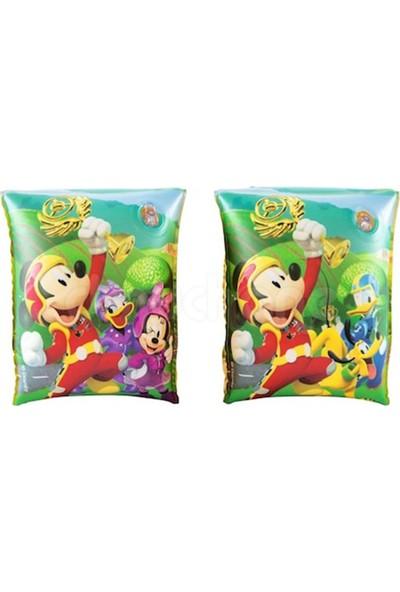Bestway Mickey Mouse Kolluk 23 x 15CM Havuz Deniz Çocuk Kolluk 91002