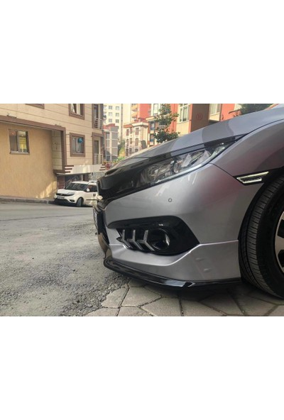 BTG Honda Civic Fc5 2016-2019 Body Kit