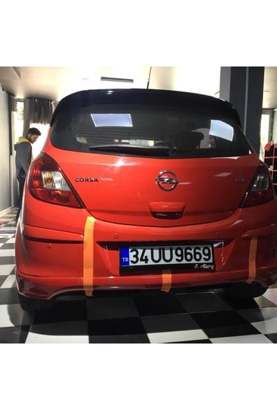 BTG Opel Corsa D Body Kit Seti