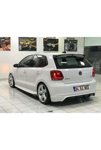 BTG Volkwagen Polo Spoiler - Marşpiyel - Difüzör