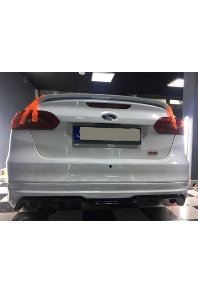 BTG Ford Focus 3 Body Kit