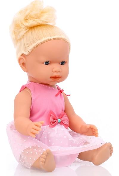 Şimşek Toys Ela Oturan Bebek 40 cm