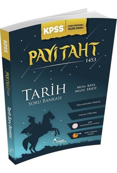 Doktrin Yayınları 2020 Kpss Payitaht 1453 Örnek Çözümlü Soru Bankası