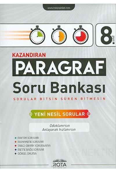 Rota Yayınları 8.Sınıf Paragraf Soru Bankası