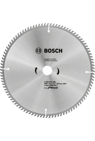 Bosch Optiline Eco 305 30 100 Diş Ahşap Kesme Testeresi