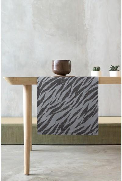Hamur Runner 40 x 140 cm RN06 Zebra