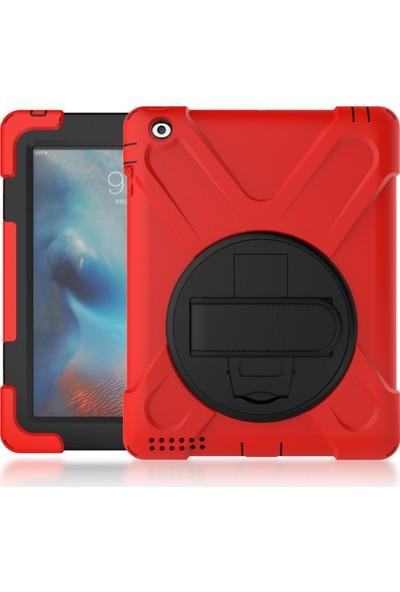 Nettech Apple iPad 4 Wi-Fi + Cellular NT-28693 Arka Koruma