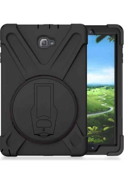 Nettech Samsung Galaxy T580 Tab A 10.1 2016 NT-26058 Mika Arka Koruma