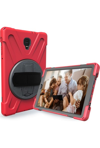 Nettech Samsung Galaxy T590 Tab A NT-28689 Mika Arka Koruma