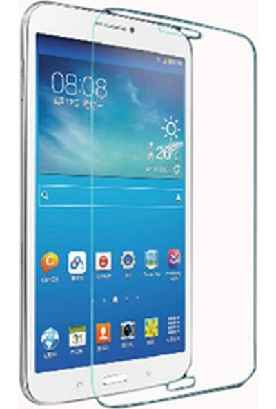Nettech Samsung Galaxy T210 Tab3 NT-50586 0.4 mm Cam Tablet Ekran Koruyucu