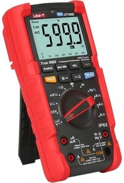 TT-TECHNIC Unit UT195E Dijital Profesyonel Multimetre