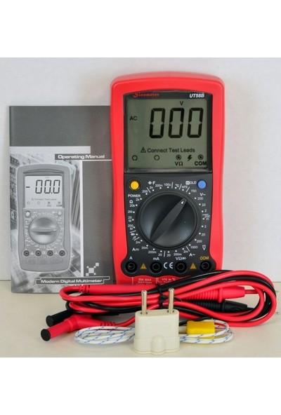 TT-TECHNIC Unit UT58B Dijital Multimetre Ölçü Aleti
