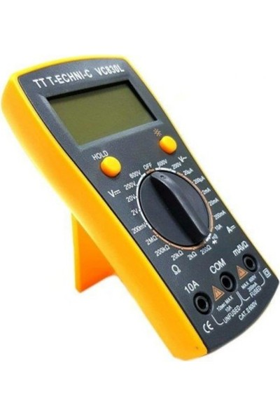 TT-TECHNIC Vc 830 L Dijital Ölçü Aleti