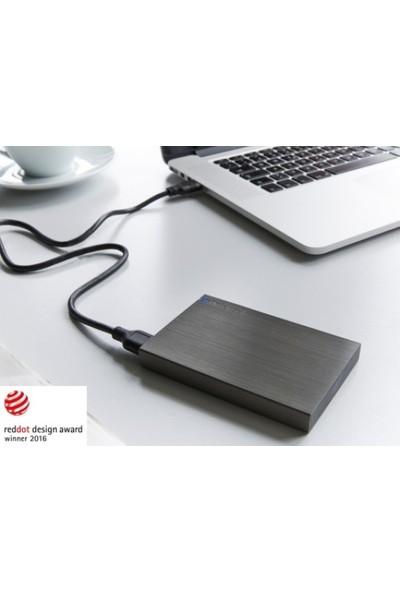 Intenso 1 TB USB 3.0 Taşınabilir Harici Harddisk Antrasit 2.5'' INT6028660