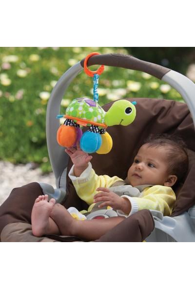 Infantino Sevimli Kaplumbağa Dişlikli Askılı Puset & Aktivite Oyuncağı