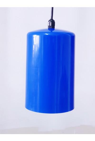 Mza 10'lu Mavi Ağaç Feneri