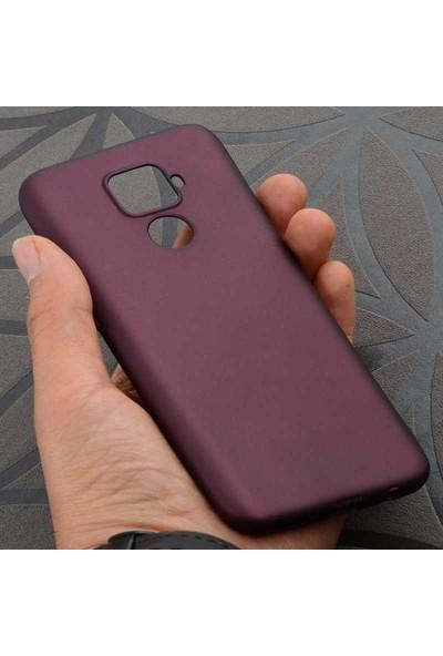 Efsunkar Huawei Mate 10 Lite Kılıf Ultra Lüx Premier Lüx Silikon Kılıf - Lacivert