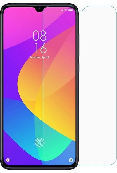 Engo Xiaomi Mi 9 Lite 9H Temperli Campet Nano Ekran Koruyucu