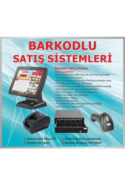 Posstart Barkodlu Satış Sistemi