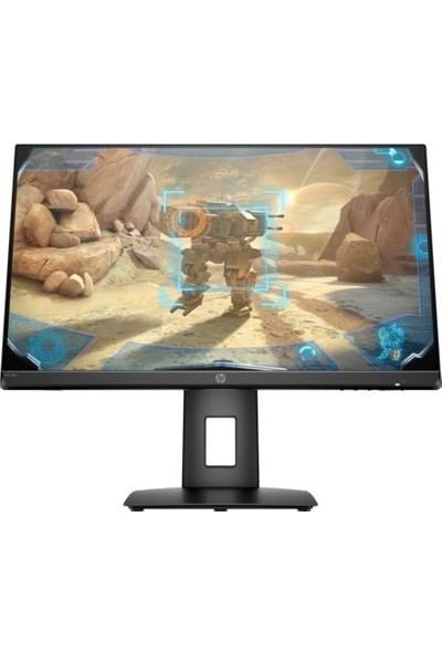 "HP 5ZU98AA 23.8"" 144Hz 1ms (HDMI+Display) Freesync Oyuncu Monitör"