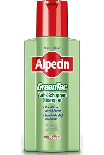Alpecin Green Tec Kepek Önleyici Şampuan 250 ml