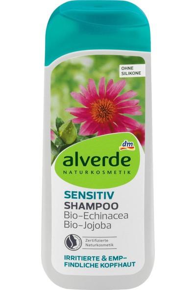 Alverde Vegan Hassas Saç Derisi İçin Organik Şampuan 200 ml